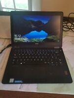 """14"""" Dell Latitude E7270 Laptop intel Core i5-6300U @ 2.4GHz 8GB DDR4 128GB SSD"""