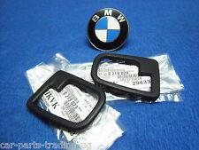 BMW e36 3er Blende NEU Set Tür Griff Öffner NEW Cover Door Handle Cabrio Coupe