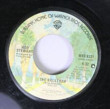 Rock 45 Rod Stewart - The Balltrap / The First Cut Is The Deepest On Warner Bros