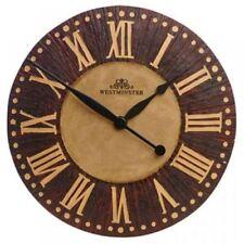 Horloges murales marrons horloge pour le salon