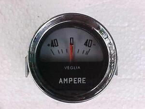 Ferrari 250 Amp Gauge Veglia OEM
