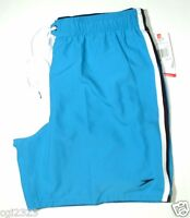 SPEEDO Men's Size XL Blue UV50+ Fabric Watershorts Swim Board Shorts NWT