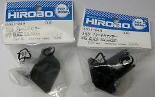 2 Pkt Hirobo 0301-049 Rotorblatt Waage XRB Blade Balancer