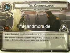 Lord of the Rings LCG - 1x the confrontation #013 - the Steward 's Fear
