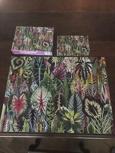 """1000 Piece Galison Puzzle """"Houseplant Jungle"""""""