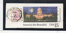 Estados Unidos valor de entero postal del año 1991 (DC-433)