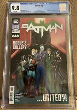Batman #89 - 9.8 CGC -  Punchline 1st cameo appearance - James Tynion IV