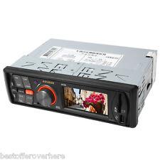 AV283A 24V Vehicle In-dash MP3 Audio Player Car Stereo FM Radio with USB/SD Port