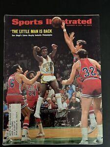 Sports Illustrated November 16 1970 Calvin Murphy NBA