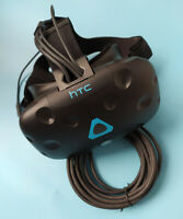 3.6'' HTC VIVE Virtual Reality VR Headset OLED-Headset&Sensors SteamVR Tracking