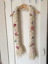 Disney Rapunzel Tangled Secret Honey Braided Scarf