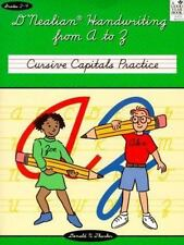 D'NEALIAN HANDWRITING FROM A TO Z: CURSIVE CAPITALS PRACTICE, GOOD YEAR BOOKS, G