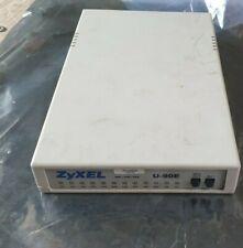 ZYXEL U-90E Serial External Fax Modem U-90E (R6S11.5)