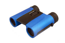 8x25 Binoculars Levenhuk Rainbow BLUE WAVE - BAK4 Multicoated Waterproof Compact