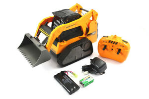 RC 112 Track Loader 1:12 RC Radio-Controlled 0815 Hobby Engine