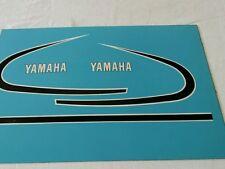 YAMAHA DT3 RT3 1973 MODEL FENDER TANK DECAL GRAPHIC SET (#Y01)