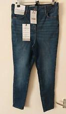 Neues AngebotNext hypercurve Skinny High Waist Jeans Größe UK 14 Petite