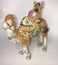 Fitz and Floyd Nativity Nubian Camel Standing Figurine 19/214 Pristine