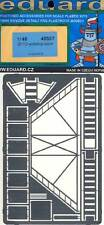 Eduard-Ladder for BF 110 workshop conduttori per Modello Kit - - 1:48 NUOVO OVP KIT