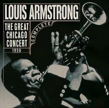 The Great Chicago Concert 1956 by Louis Armstrong (Vinyl, May-2011, 3 Discs, Pure Pleasure Records)