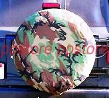 """29.5/""""  New 26.5/"""" Bully Spare Tire Cover Camo Fits Tire Diameters"""