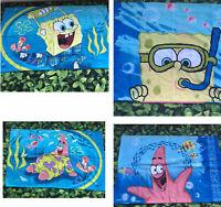 SpongeBob SquarePants Animated Art Illustrated Playing Cards Set 52 Images NEW