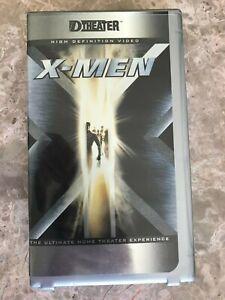 X-MEN D-VHS HD Digital Theater DVHS Video Hugh Jackman