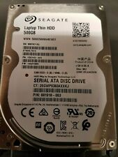 Seagate 500 GB Laptop HDD 2.5""