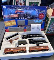 Lemax Village Northpole Express - Railway Train Set Christmas Village -