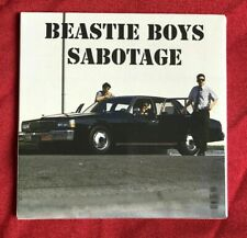 "Beastie Boys Sabotage 3"" Inch Vinyl Sealed RSD Grand Royal MCA RICKY POWELL"
