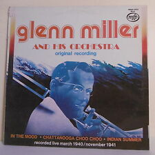 """33T Glenn MILLER Disque LP 12"""" Live March 1940 IN THE MOOD Jazz MFP 23579"""