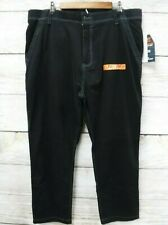 "Wearfirst Pants Mens 32X30 (29"" Inseam) Elastic Waist Slim Fit Stretch Pants New"