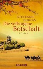 Die verborgene Botschaft von Steffanie Burow (2013, Taschenbuch)
