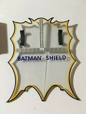 BATMAN 1966 TV SERIES BATSHIELD 4.5 IN  MADE FOR 8 INCH FIGURES ACCESSORY