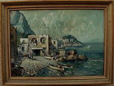 Giuseppe Salvati 1900-1968, Costa mediterranea, a 1950