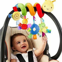 Baby Safety Around The Bed Stroller Revolves Crib Hanging Rattles Infant
