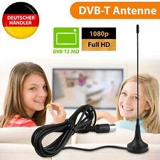 mumbi DVB T / DVB-T2 HD Antenne mit Magnetfuss 3dB Stabantenne passiv Radio TV