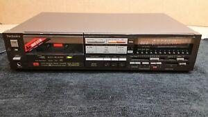 Technics RS-B78R DBX Professional Tape Deck Audio Cassette Player Auto Reverse