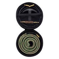 Gun Bore Cleaner Snake Brush Barrel Rope Cleaning Kit for Rifle .30 Cal/7.62MM