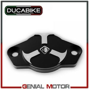 Cover Inspection Phase Black CIF08D Ducabike for Ducati 1098 R 2008 > 2009