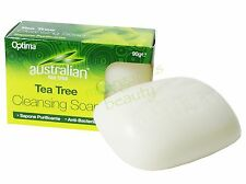 Australian Tea Tree - Anti Bacterial Tea Tree Cleansing Soap Bar 90g