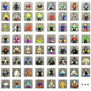 Lot of Fisher Price Imaginext DC Super Friends Power Ranger Figure-- Your Choice