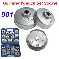1Pcs Cap Type Oil Filter Wrench Set Socket Tools Automotive Removal Kit Tool