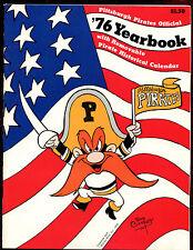 1976 Pittsburgh Pirates MLB Baseball Yearbook EXMT+