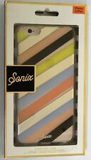 New OEM Sonix Clear Coat Checker Stripe Case For iPhone 6 Plus/6s Plus