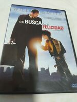 Dvd  en BUSCA DE LA FELICIDAD /CON WILL SMITH coleccionistas