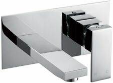 DELLA FRANCESCA BASIN MIXER TAP BATHROOM KITCHEN LAUNDRY FAUCET