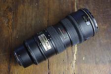 NIKON AF-S VR NIKKOR ED IF 70-200mm 1:2.8G - 456438