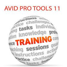 Avid Pro Tools 11-Video Tutorial DVD de entrenamiento