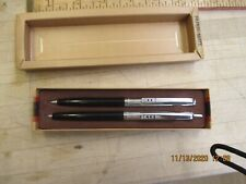 Vintage Papermate Pen and Pencil Set/with Box